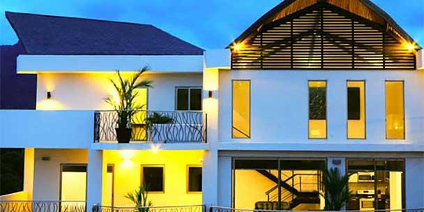 Sky Penthouses At Oceano Jaco: Oceano Suites & Residence Playa